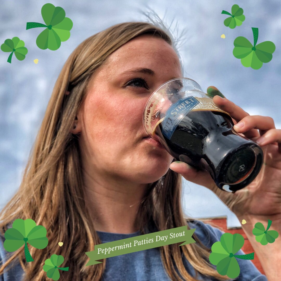 It's Saint Patrick's Day Weekend and we're all getting lucky with a Peppermint Patties Day Stout and Live music from Mac & Juice! Rock Springs has also created a special Irish menu for tonight! Tomorrow we have Live music by Rebekah Todd Anita's Taco truck will be serving food!