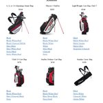 Image for the Tweet beginning: Need a new golf bag?