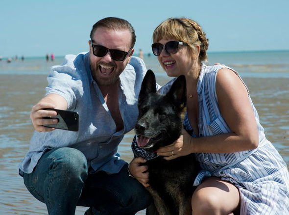 'Happiness is amazing. It's so amazing it doesn't matter if it's yours or not'. #AfterLife