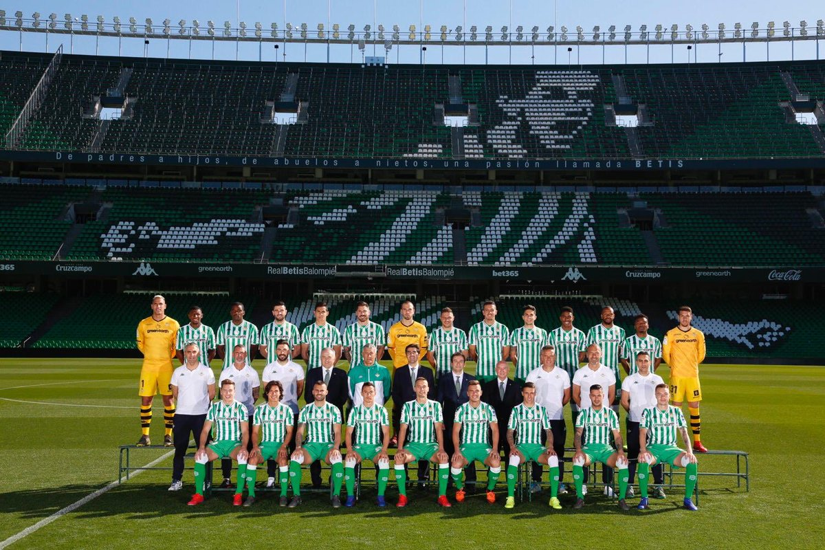 Real Betis Balompié's photo on Celta