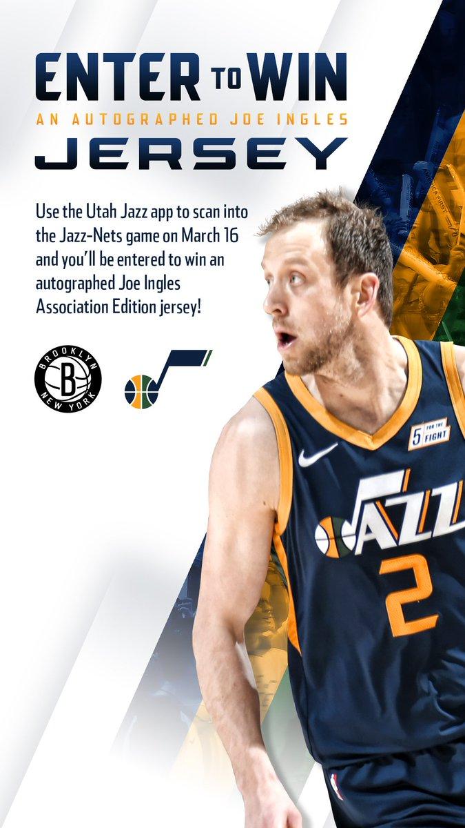quality design 1446e 2d7b3 Utah Jazz on Twitter: