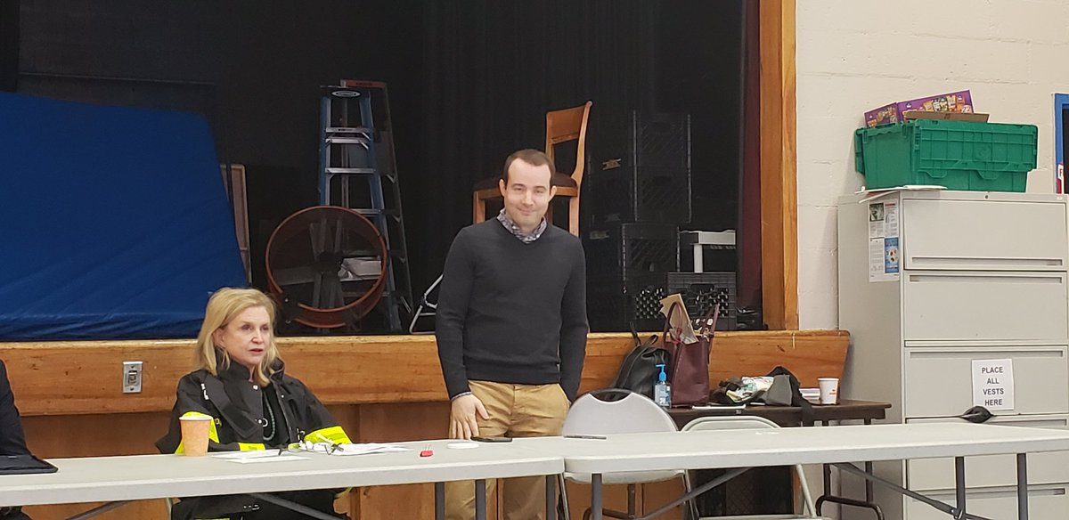 Paul Westrick of @thenyic talking about the challenges of getting an accurate count in Astoria and LIC for the 2020 Census: