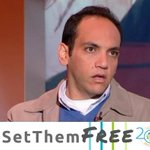 Image for the Tweet beginning: NEW #SETTHEMFREE CASE→Shady Ghazaly Harb