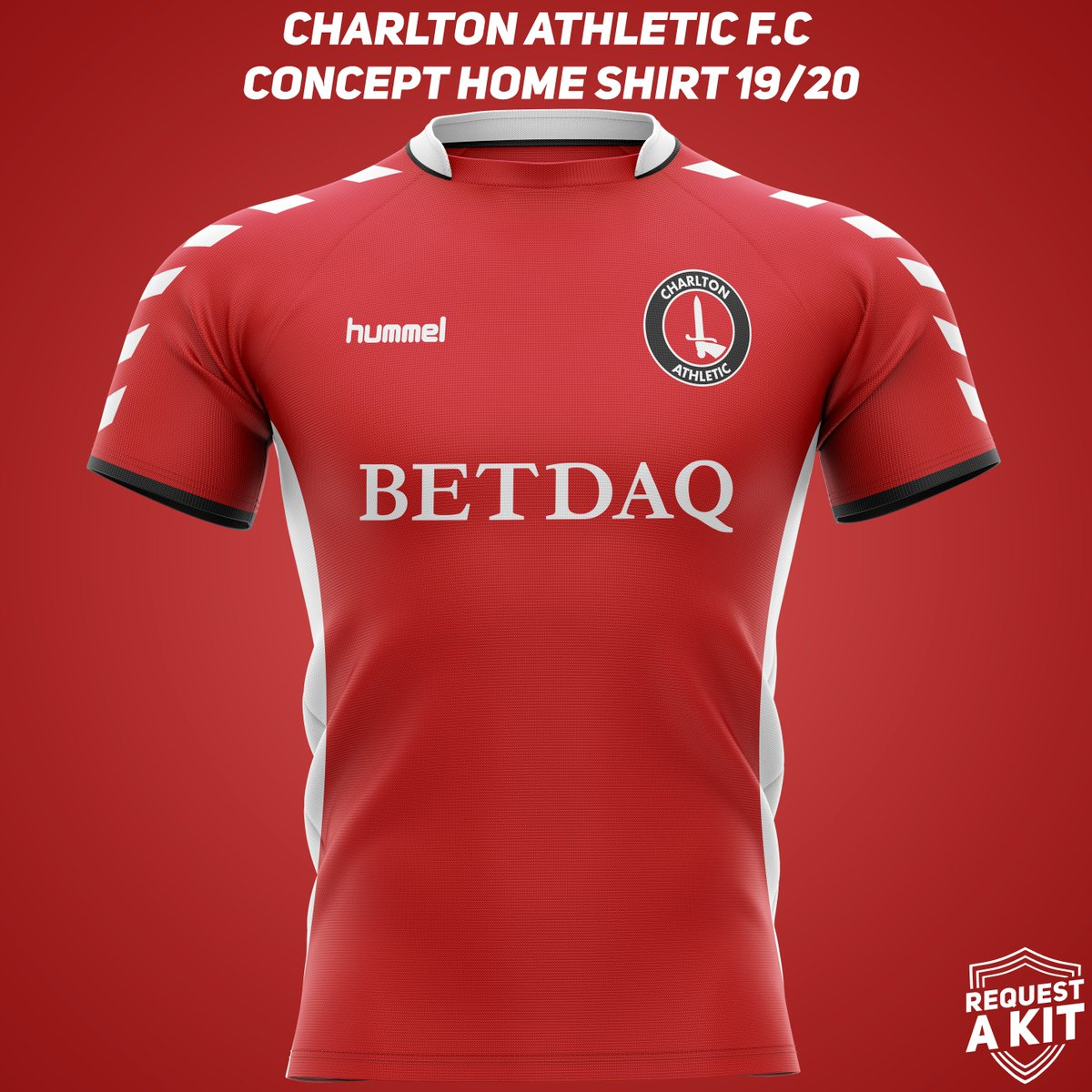 cd461e39ce415 ... Shirts 19/20 (requested by @OwenRice) #Charlton #cafc #addicks  #rolandout #WeWantOurCharltonBack #FM19 #wearethecommunity Download for  your Football ...