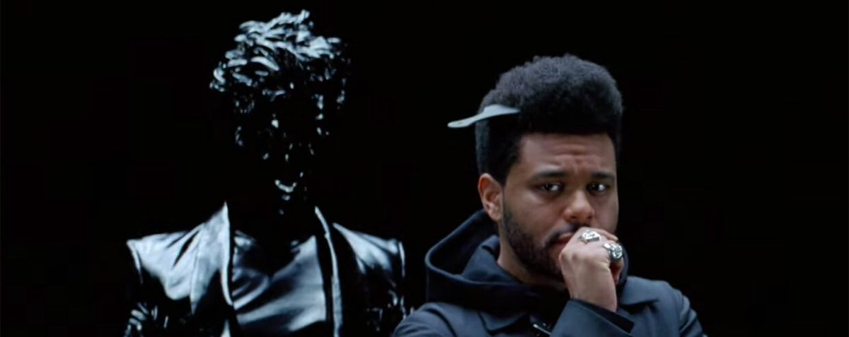 French DJ #Gesaffelstein teams with @theweeknd in new music.  It's Lost in the Fire.   #eSoundMusic<br>http://pic.twitter.com/EI3CNAl1f5