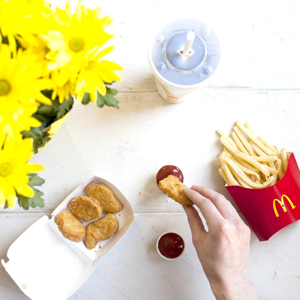 Question importante: tremper ses McCroquettes dans le ketchup, oui ou non?