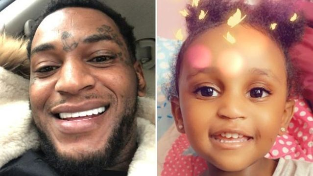 Police: 2-year-old missing Wisconsin girl found dead in Minnesota:  https:// 2wsb.tv/2Fh26r5  &nbsp;  <br>http://pic.twitter.com/CgDDphWz35