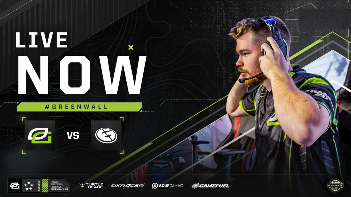 OpTic Gaming™'s photo on MATCH DAY