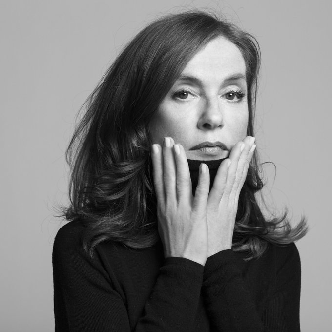Happy Birthday to the spectacular Isabelle Huppert!!!