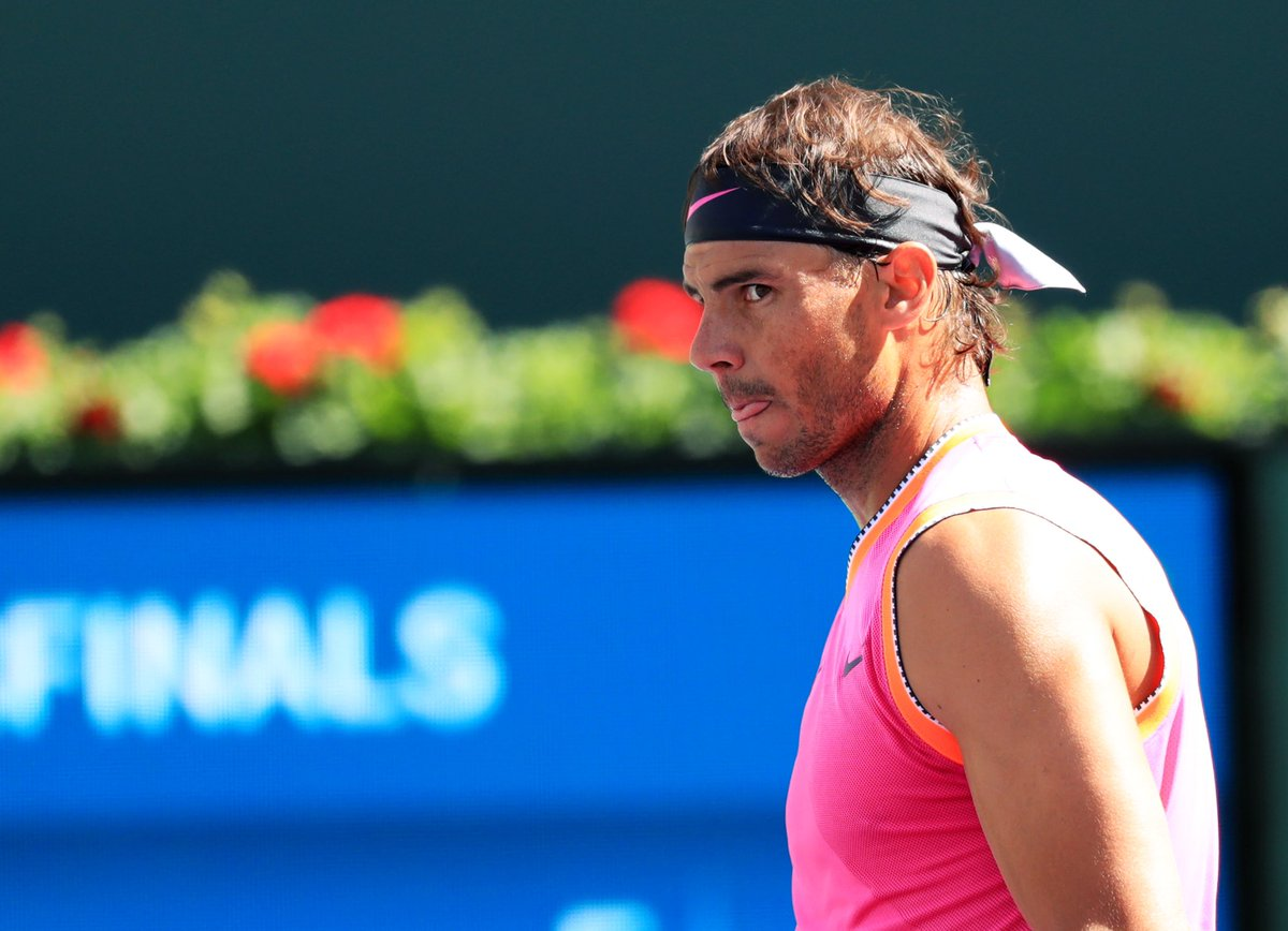 Live Tennis's photo on Rafael Nadal
