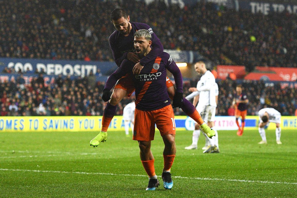 Xem lại Swansea City vs Manchester City, 0h20 ngày 17/3 (FA Cup)