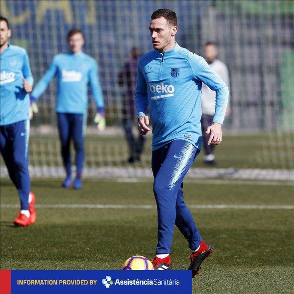 �� Great news: @thomasvermaelen has been declared back to full fitness. ���� #ForçaBarça https://t.co/jBZ1GXuEpw