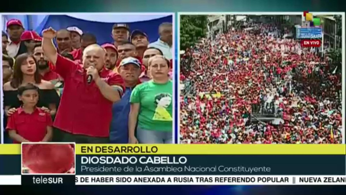 #1 - Situation in Venezuela - Page 31 D1zawVtWkAEsYPf