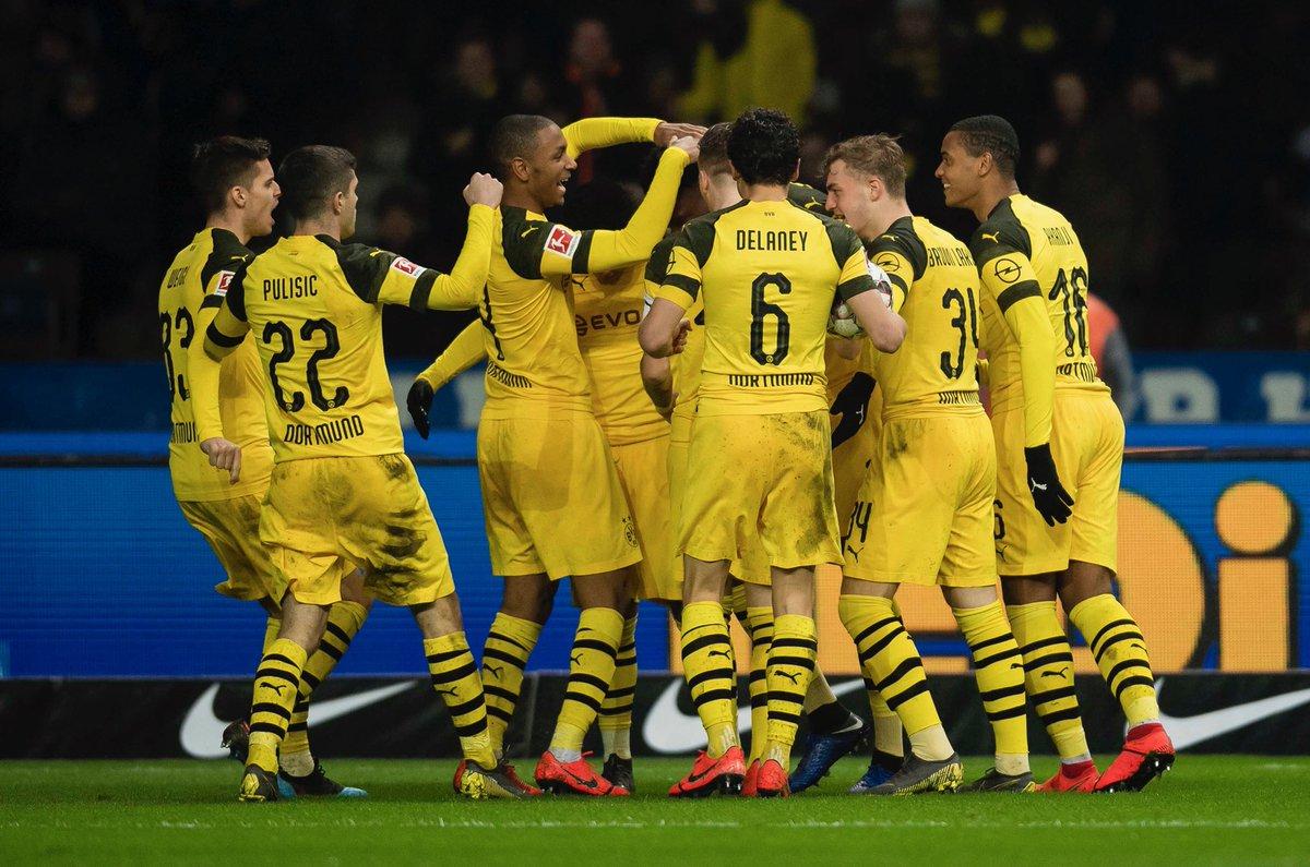 Бундесліга. Боруссія Дортмунд дотиснула Герту в результативному матчі - изображение 4