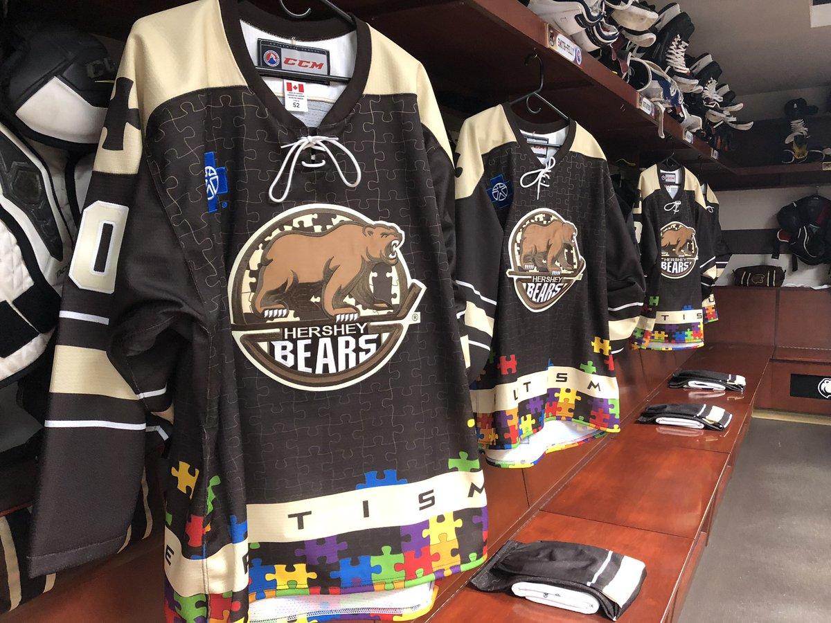 Hershey Bears's photo on #DefendTheDen