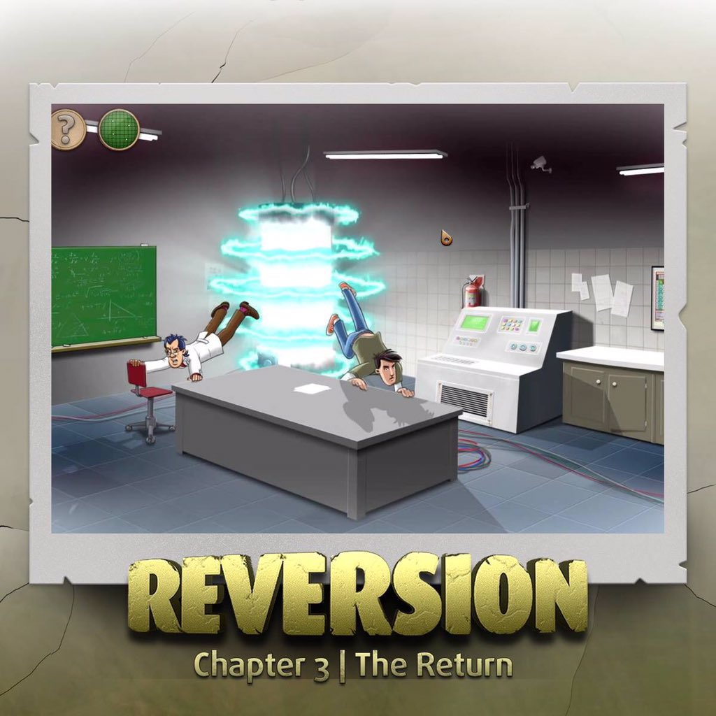 Reversion's photo on #screenshotsaturday