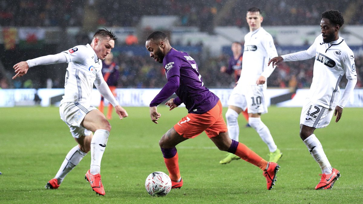 huge credit to the swans for their efforts today... Through semi finals 🤟🏾 #comeoncity