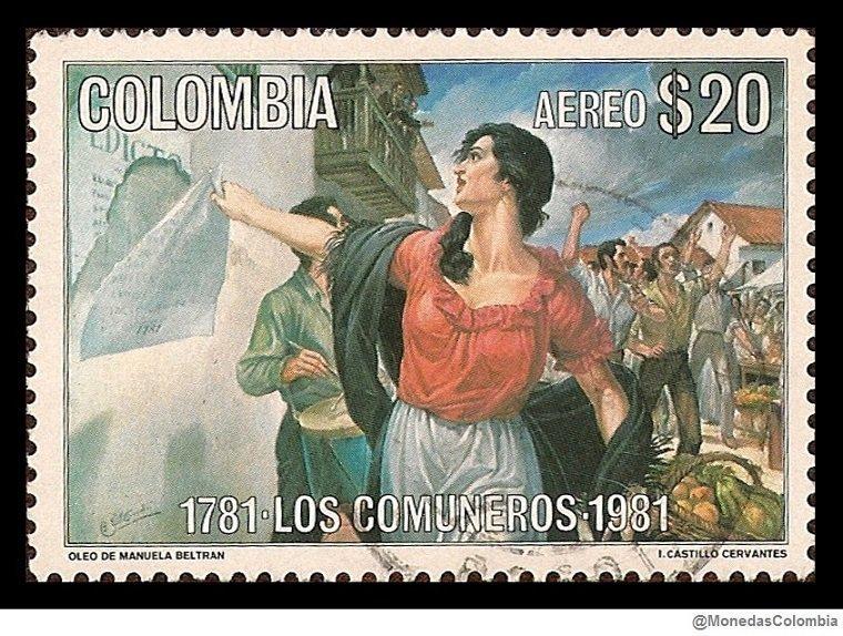 Monedas de Colombia 🇨🇴's photo on Beltrán