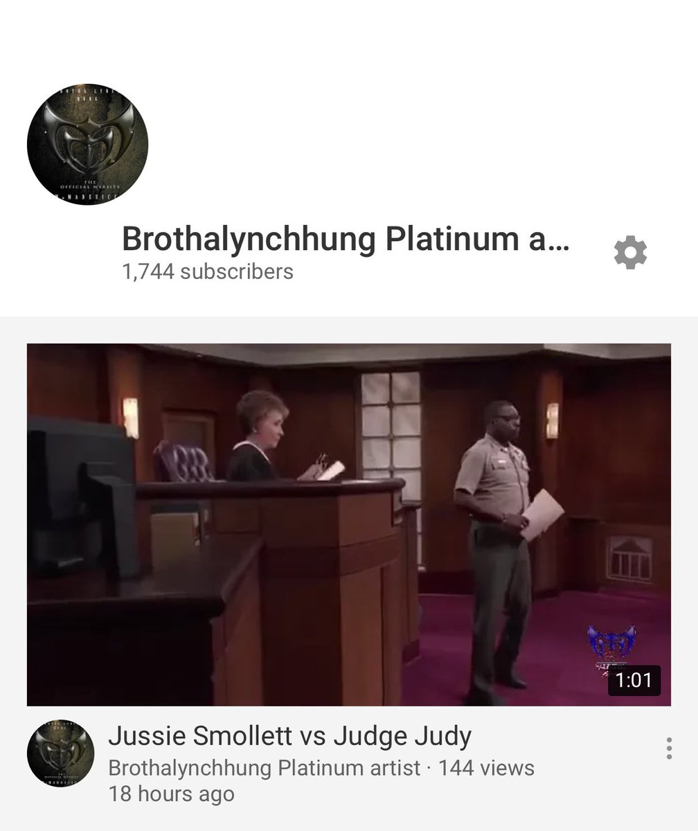 I just got a comment of somebody that wanted to know the difference between my 3 YouTube's, the first pic is for my muzicc videos, the second one is for rap news good or bad like tour commercials goin live on fridays etc, the 3rd is for my movies and movie clips