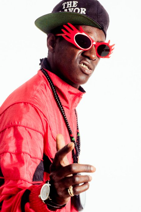 Happy 60th birthday to Flavor Flav. YEAH BOYEEE!! (: