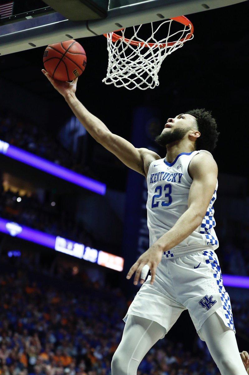 Kentucky Basketball's photo on EJ Montgomery