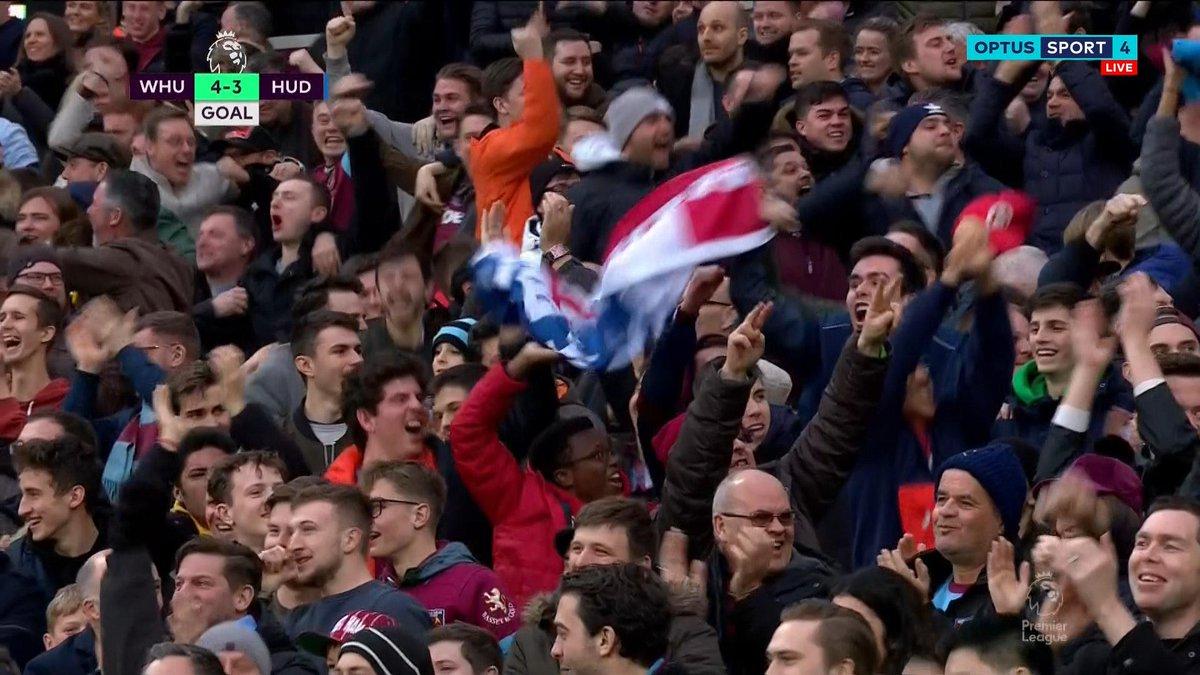 Optus Sport's photo on West Ham