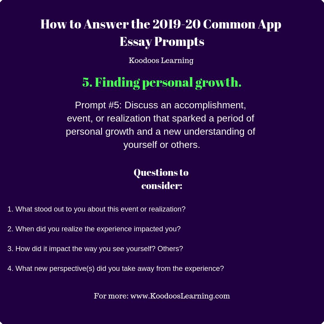 The 2019 2020 Common App With Some Guiding Questions And Ideas To Help You Succeed More Buffly 2T5Fo9 KoodoosLearning CollegeAdmission