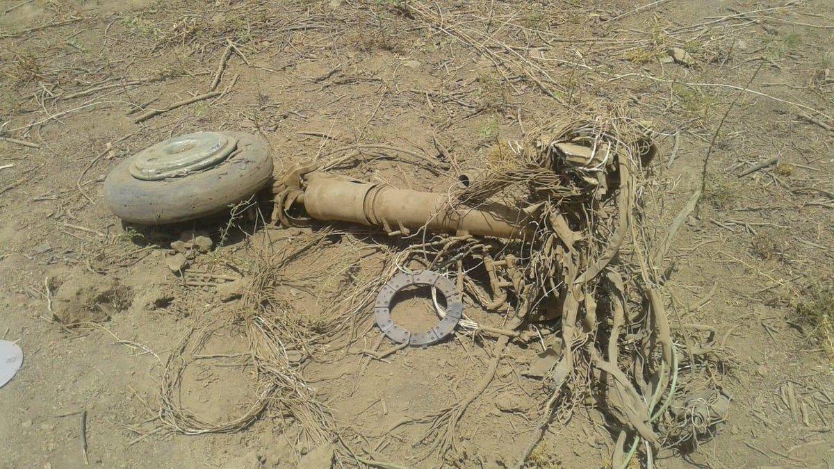 """تحطم طائرة حربية من طراز """"ميج-27"""" فى الهند D2-FQ_PXgAAWRM4"""