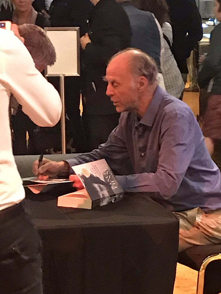 "Explorer magic with Sir Ranulph Fiennes ""the greatest living Explorer"" #ranulphfiennes https://t.co/hpW1hQFovy"