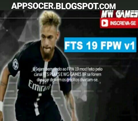 share Download FTS19 FPW v1 Update 2019 By Fts Plays Apk +