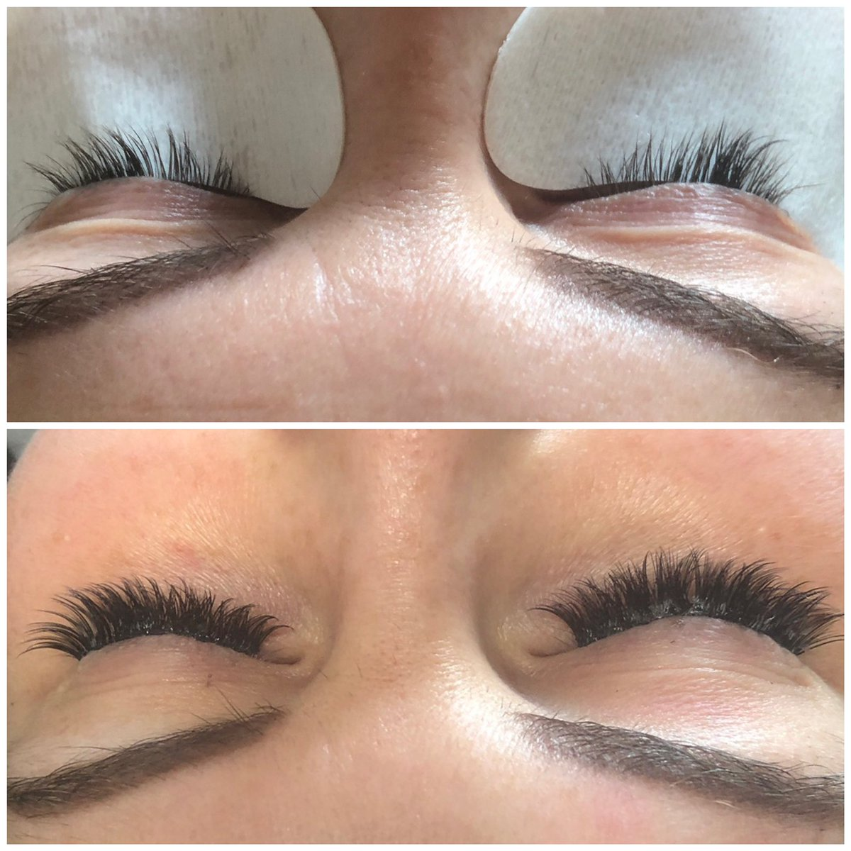 bf578d4f6c0 #beforeandafter #mink #clusterlashes #lashes #eyelashes #salonsystem  #manchester #cumbria @salonsystempic.twitter.com/4CvETAHRdQ