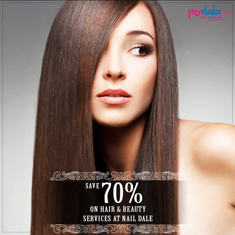 Save 70% On Hair & Beauty services at Nail Dale. #booknow #offer #deals #beautyservices #naildale Click Here To Get Your Appointment: https://t.co/7oc0l5gp6G https://t.co/ZBDSZtFD05