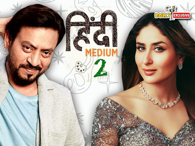 Image result for is angrezi medium the sequel of hindi medium""
