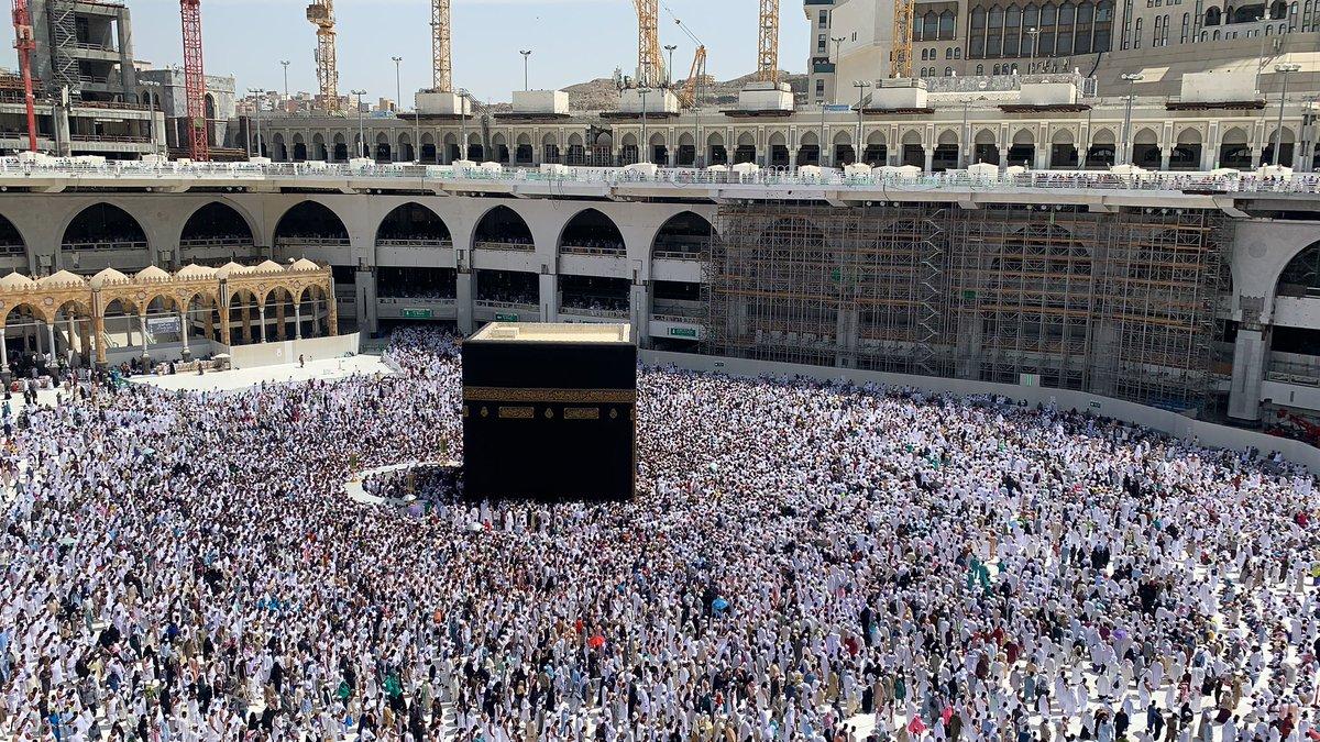Mecca & Pilgrimage l مكة والحج - Page 596 - SkyscraperCity