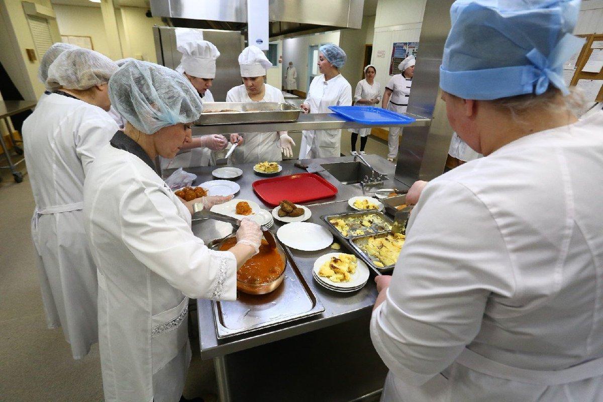 Законопроект о детском питании «накормит» школьников по всей стране 2