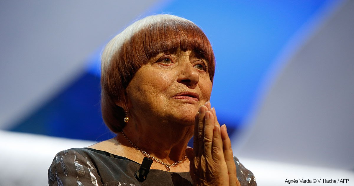 Immense sadness. For almost 65 years, Agnès Varda's eyes and voice embodied cinema with endless inventiveness. The place she occupied is irreplaceable. Agnès loved images, words and people. She's one of those whose youth will never fade.