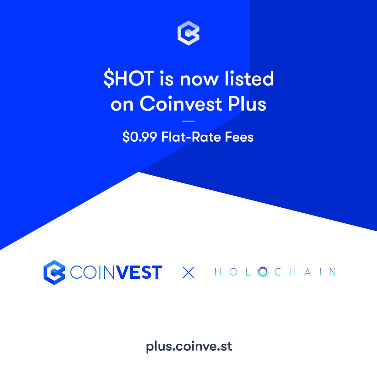 Coinvest on Twitter: