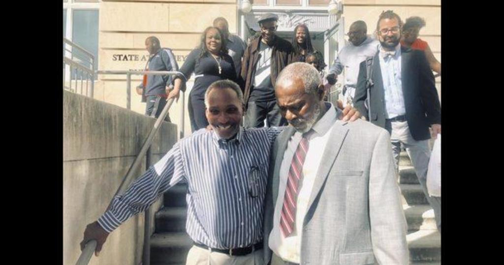 В США признали невиновными двух мужчин, отсидевших в тюрьме 42 года