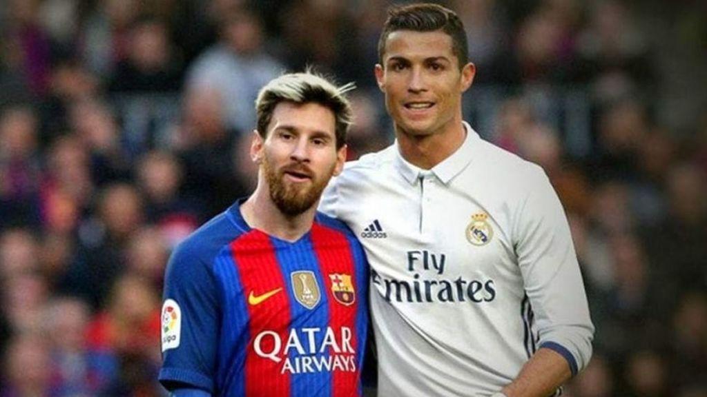 """🗣️-En una lista sin Messi... ¿quién es el mejor del mundo?:   🔴🎙️Messi: """"Neymar, Mbappé, Hazard, Suárez, Agüero hoy por hoy son de los mejores del mundo. A Cristiano lo saco conmigo de la lista""""."""