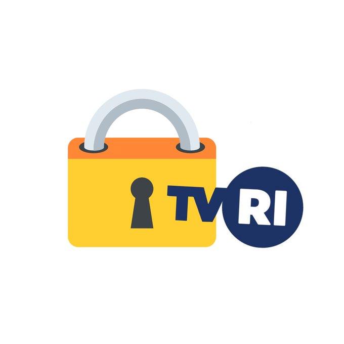 TVRI Umumkan Logo Baru, Netijen Debat Bilang Mirip Channel