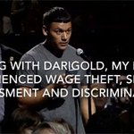 Image for the Tweet beginning: With new Darigold complaints, UFW