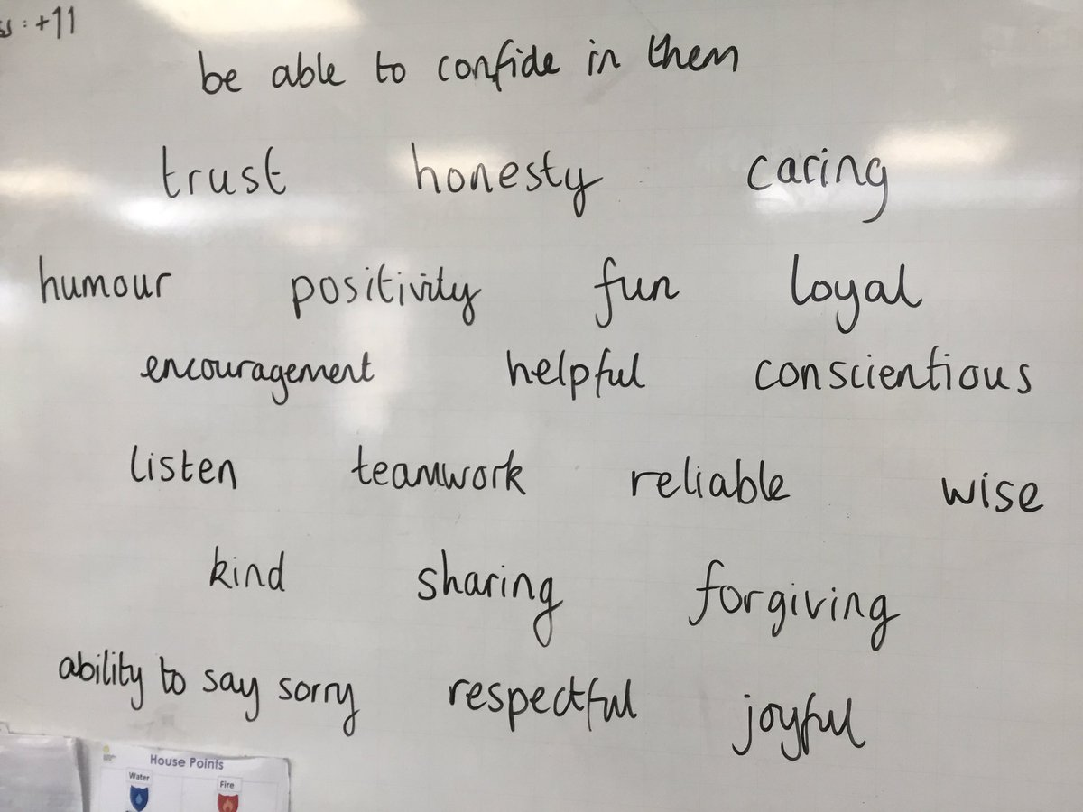 test Twitter Media - We are talking about things we look for to have a positive relationship this afternoon in SRE. Lots of thoughtful ideas here! #gorseypshe https://t.co/GhLtiQ22eu