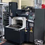 Image for the Tweet beginning: Makino EDGE3S Sinker EDM, 2006