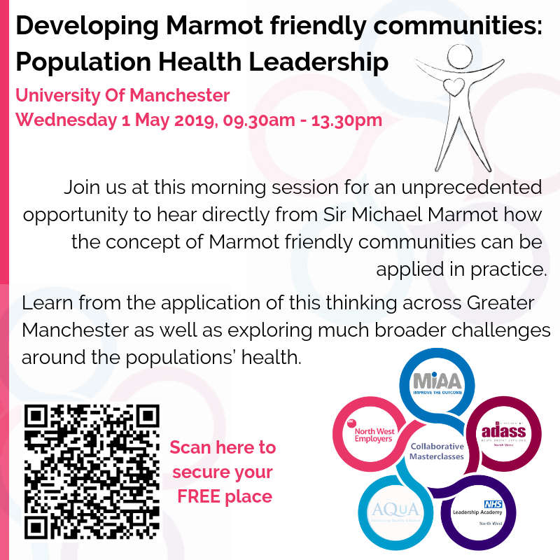 test Twitter Media - There are only 10 places left for the Collaborative Masterclass on Wednesday 1 May...  An opportunity to hear from @MichaelMarmot & how the concept of Marmot friendly communities can be applied  https://t.co/9bx11klN6H    #CollaborativeNW  @NWADASS @nhsnwla @MIAANHS @AQuA_NHS https://t.co/vkOsVPPHg5