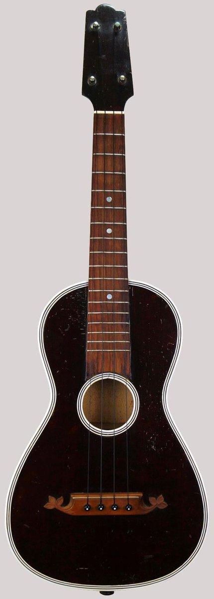 10 fret long scale ukulele 1920s Jose Fernandez Saxony
