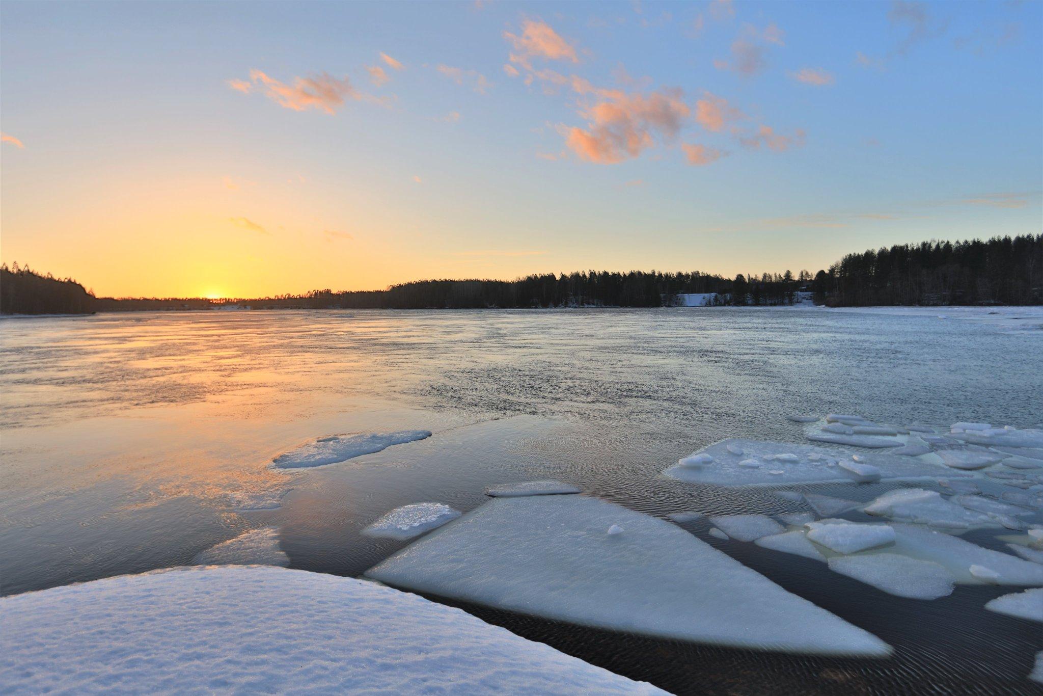 фото финляндии весной