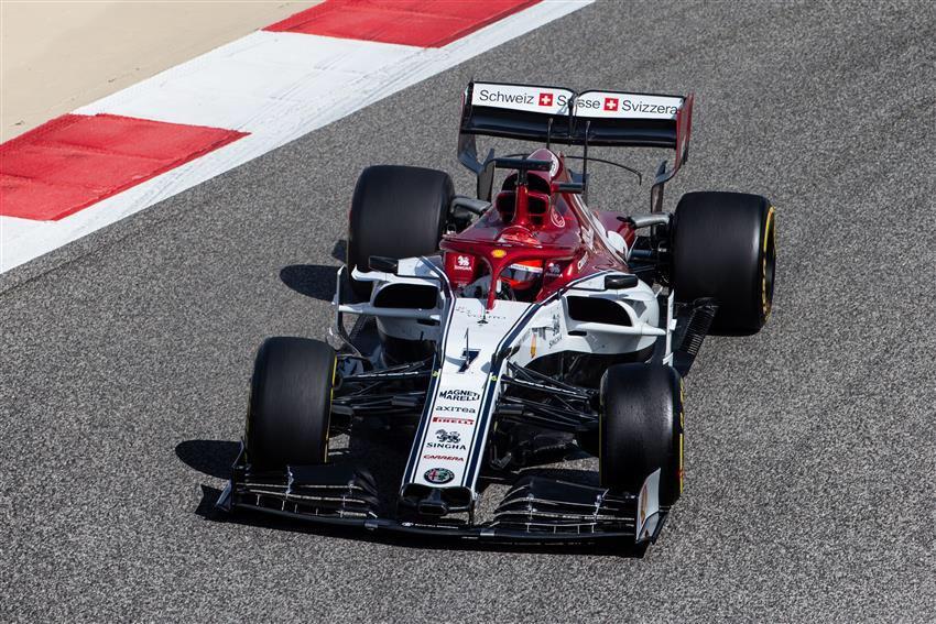 Bahrain GP - Free Practice 2