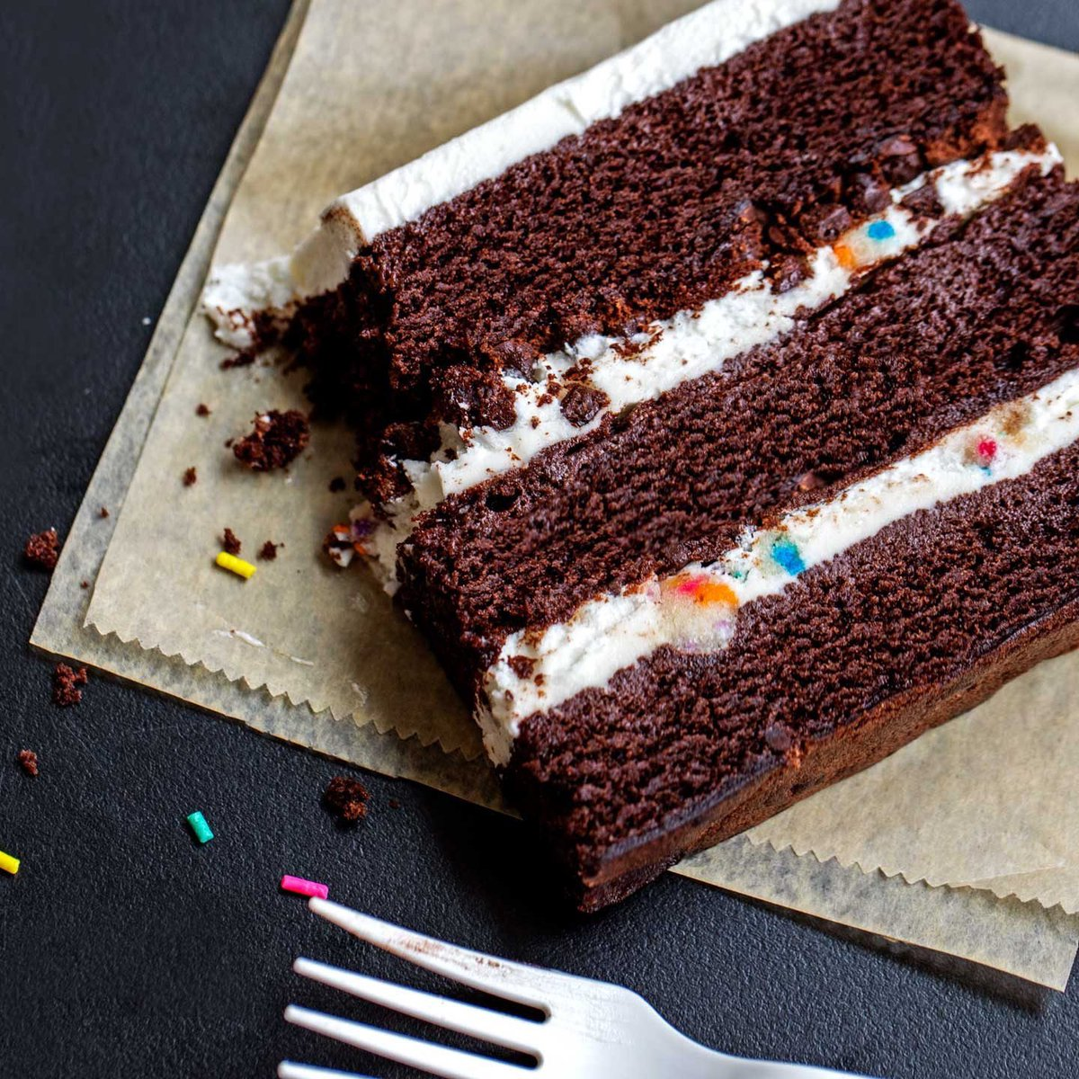 Cmon Over To A Milk Bar Because Were Rocking Chocolate Birthday Cake Slices In NYC LA DC Vegas TOMORROW Only