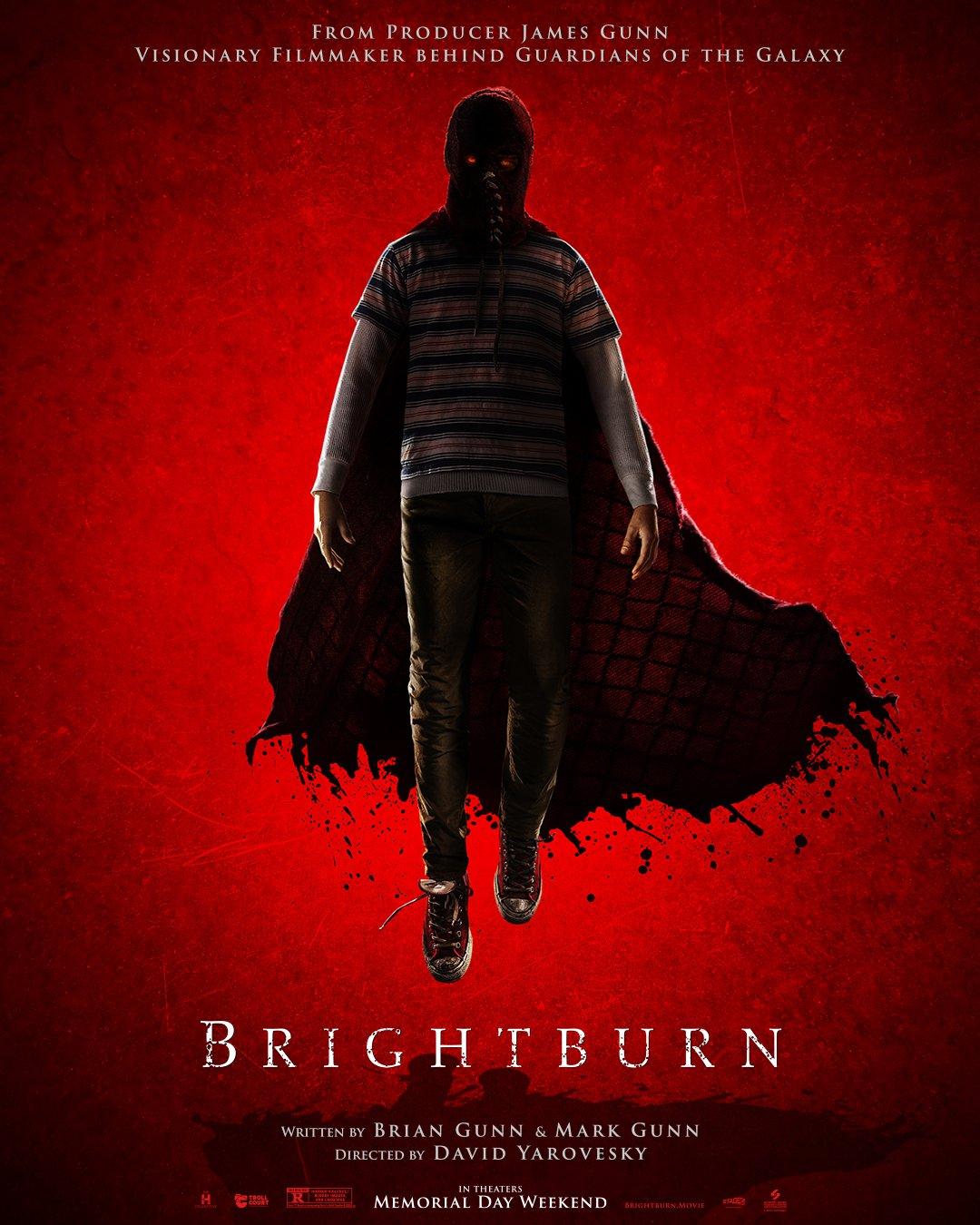 Algemene Brightburn poster