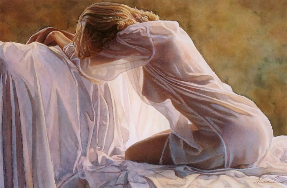 American Watercolor Steve Hanks
